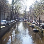 Kanal i Amsterdam Foto:wikimediacommons