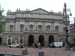 La Scala Foto:wikimediacommons
