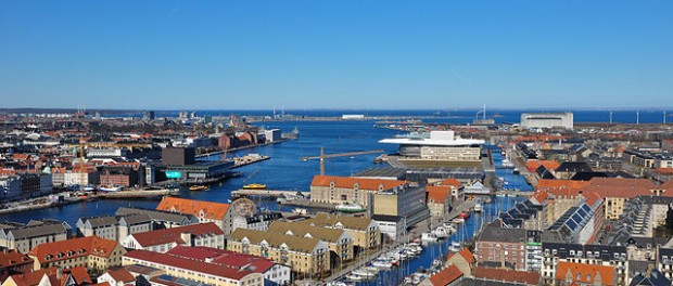 """Københavns Havn (Copenhagen Port)"" by Bob Collowân - Own work. Licensed under Creative Commons Attribution-Share Alike 3.0 via Wikimedia Commons"