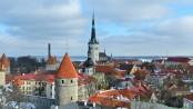 Gamlebyen i Tallinn, Vanalinn Foto:Ivar Leidus/Wikimediacommons