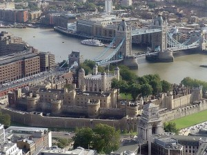 Tower of London Foto:wikimediacommons