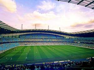 City of Manchester Stadium Foto: Alfonso Jimenez /wikimediacommons