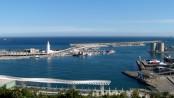 Havnen i Malaga Foto:Jean-Marc Digne via WikimediaCommons